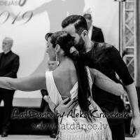[0946] Latvian Latin championships 2019 (Senior I)