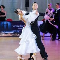 [0991] Latvian Latin championships (WDSF Junior II Open St)